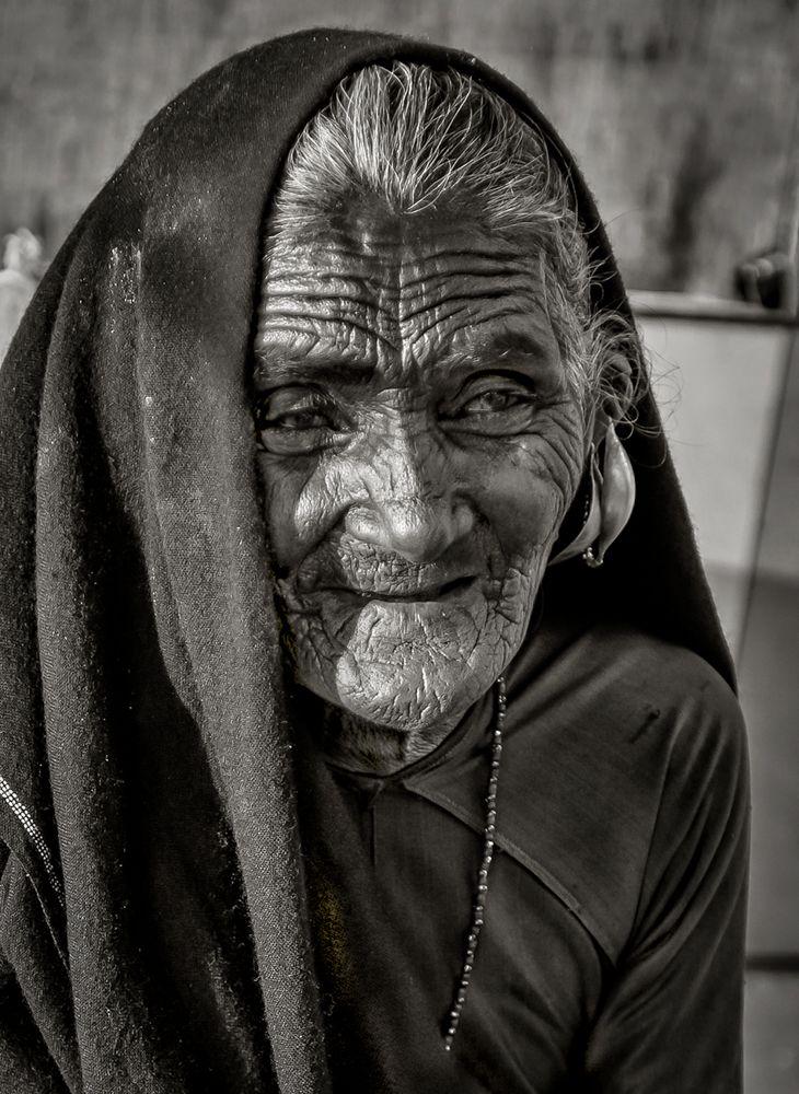 India in Bianco e nero