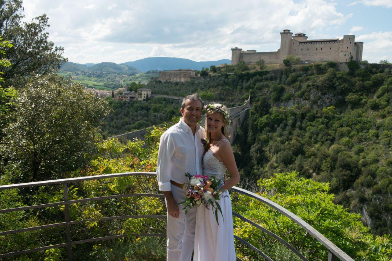 Rocca Albornoz e Ponte delle Torri