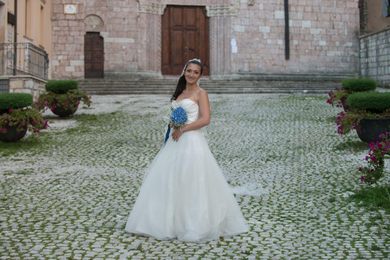 Giorgia Felici nella bella Leonessa